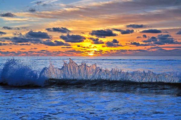 Kauai Waves