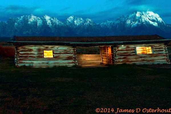 Cunningham Cabin Photography Art | Swan Valley Photo