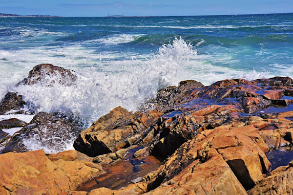 Back Shore Twin Lights Art | capeanngiclee