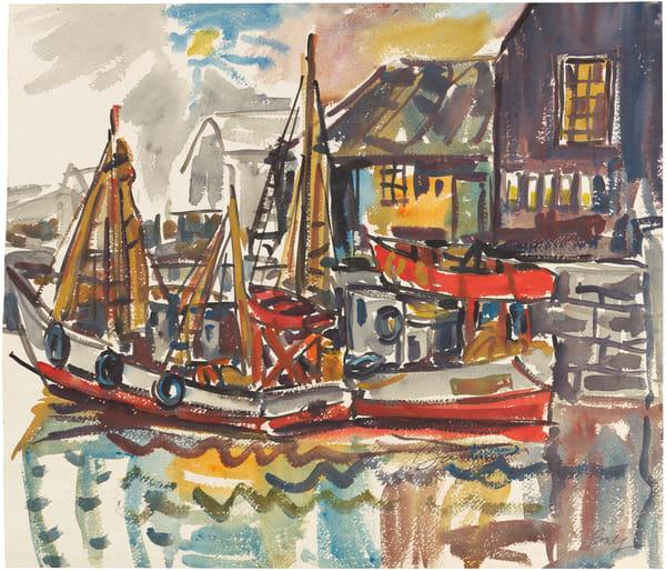 Harbor Art | capeanngiclee