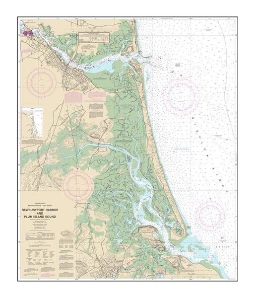 NOAA Chart - 13282_Public