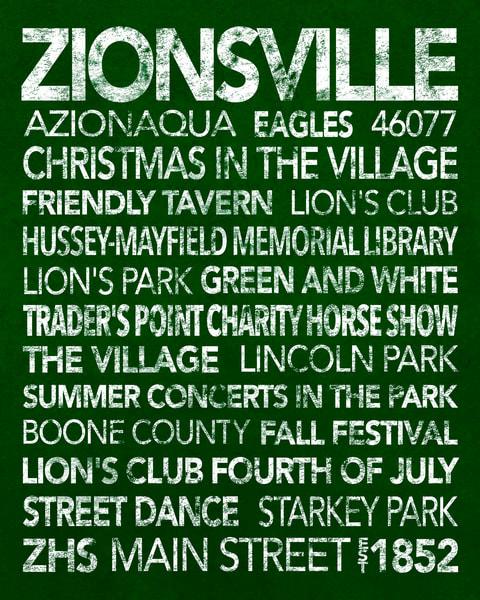 Zionsville, IN Green