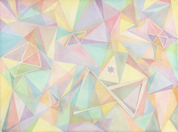 Search For The Merkabah Art | capeanngiclee