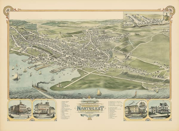Nantucket 1891 Art | Frame Center