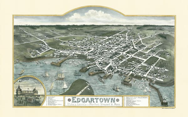 Edgartown 1886 Art | Frame Center