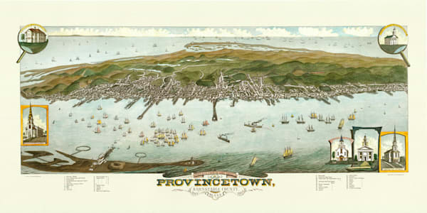 Provincetown 1882 Art | Frame Center