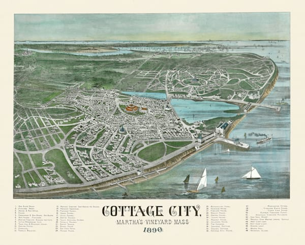 Oak Bluffs 1890