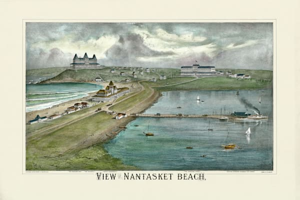 Nantasket Beach 1879