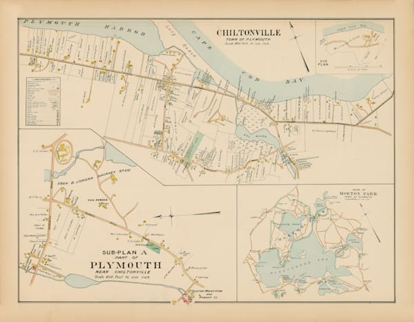 Plymouth-Chiltonville 1903