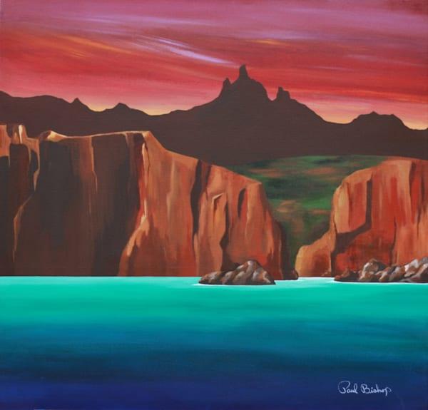 Paul Bishop Art - Baja Norte