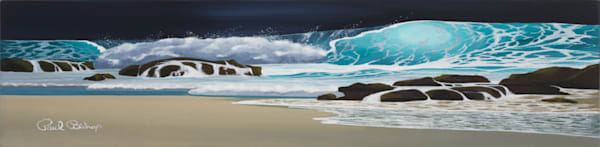 Paul Bishop Art - Caribbean Coast
