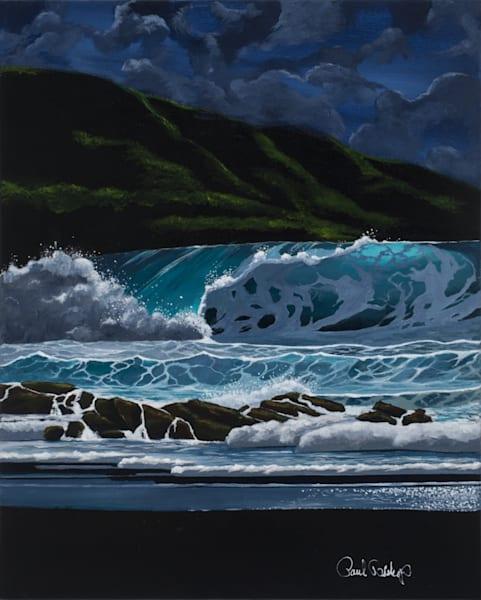Paul Bishop Art - Caribbean Nights