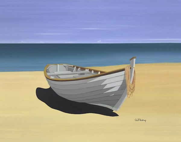 Paul Bishop Art - High and Dry