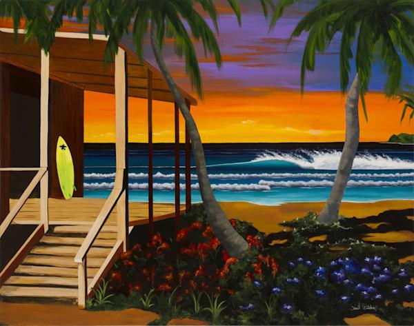Paul Bishop Art - Montego Bay