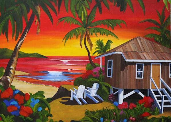 Paul Bishop Art - Hidden Bay