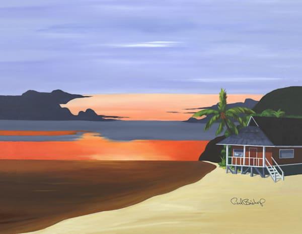 Paul Bishop Art - My Place