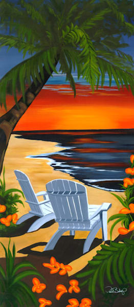 Paul Bishop Art - Paradise