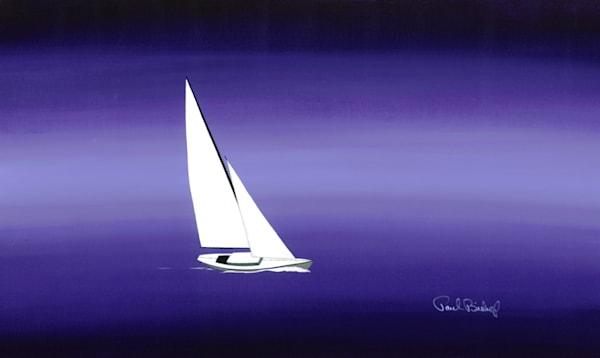 Paul Bishop Art - Purple Haze
