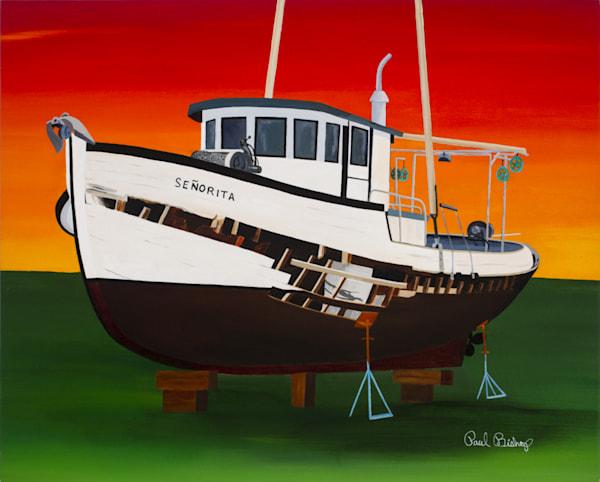 Paul Bishop Art - Senorita