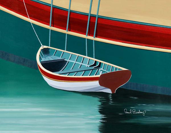 Paul Bishop Art - Ships Tender