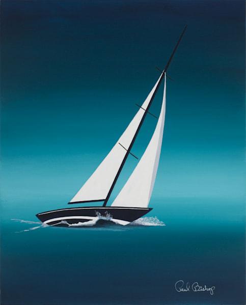 Paul Bishop Art - Voyager