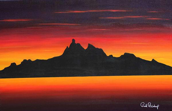 Paul Bishop Art - Tetakawi