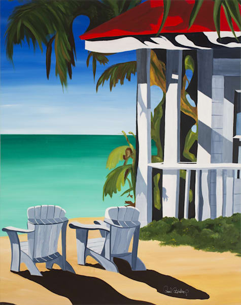 Paul Bishop Art - Two Chairs