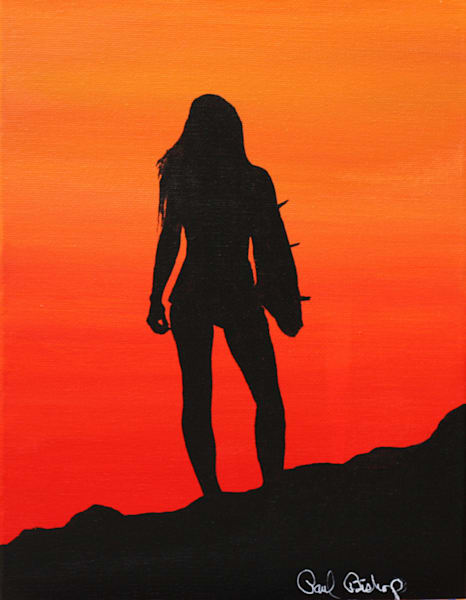 Paul Bishop Art - Yolanda