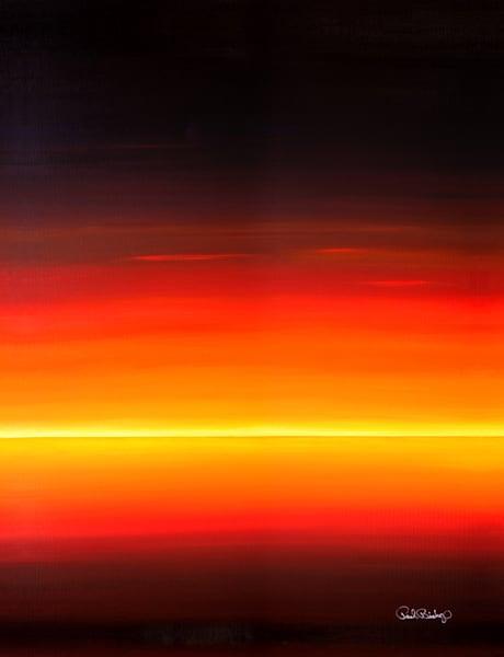 Paul Bishop Art - Sunset
