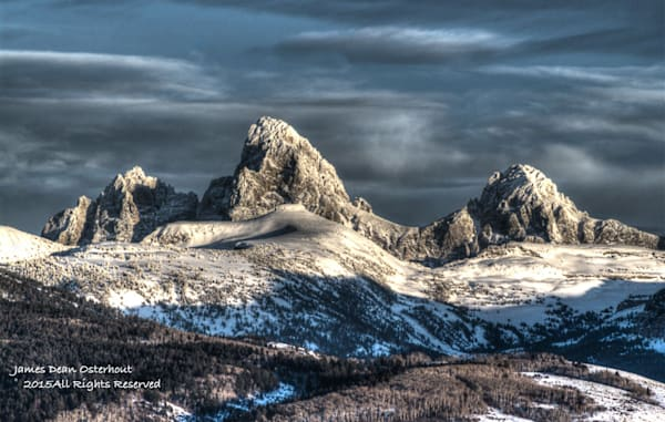 Idaho Tetons Photography Art | Swan Valley Photo