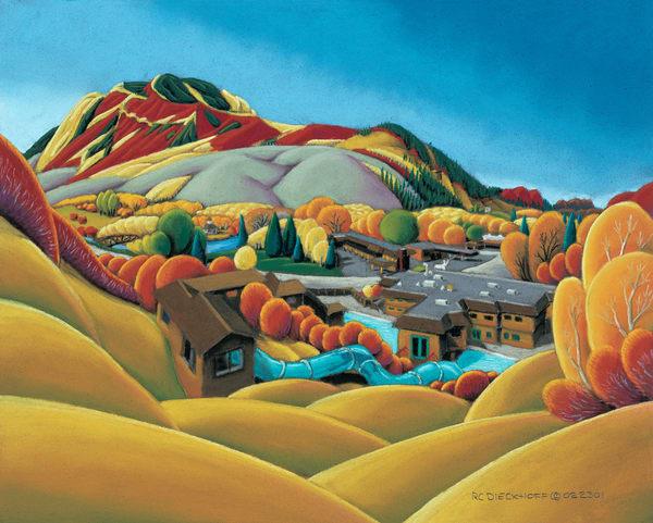 Emerald Mountain Series