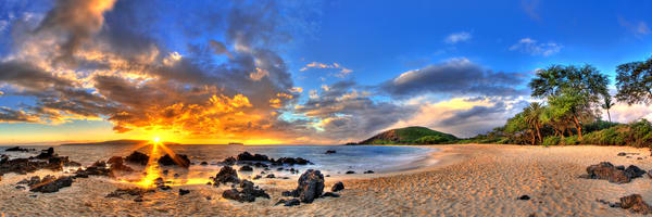 Hawaii Photography | Makena Romance by Randy J Braun