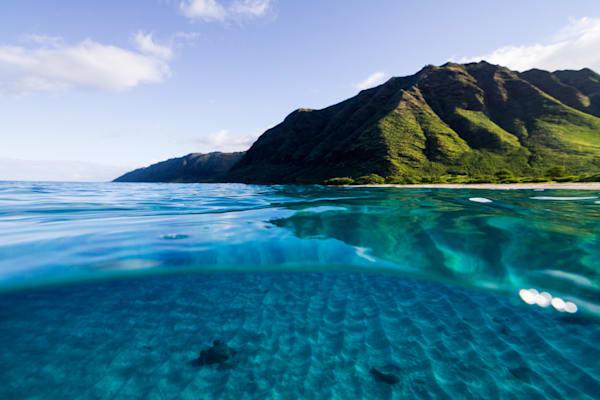 Fine Art Photography | Blue Lagoon by Doug Falter