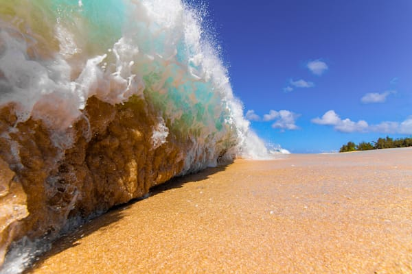 Surf Photography | Sands of Time by Doug Falter