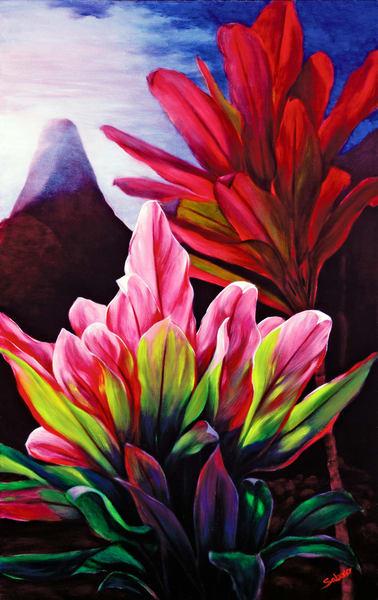 Nature Art | Iao Needle by Philip Sabado