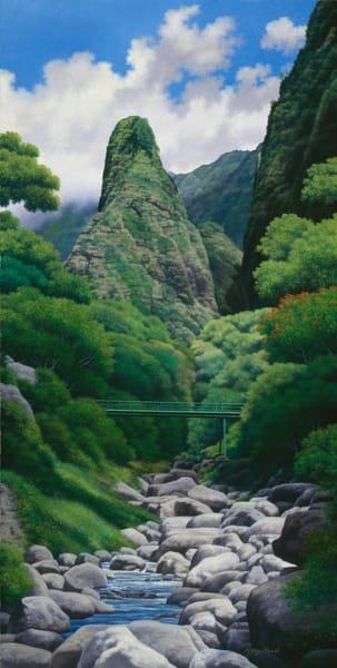 Hawaii Landscape Art | Gary Reed