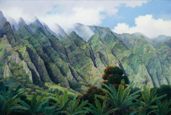 Art on Demand | Hawaiian Art by Gary Reed