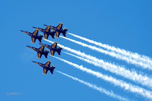 Hawaii Photography | Blue Angels 9 by Angie Hamasaki