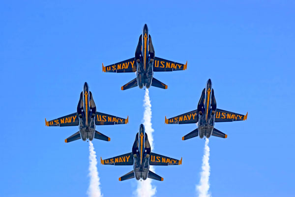 Hawaii Photography | Blue Angels 2 by Angie Hamasaki