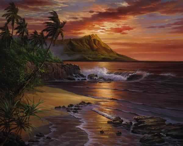 Art on Demand | Hawaiian Art by Arozi