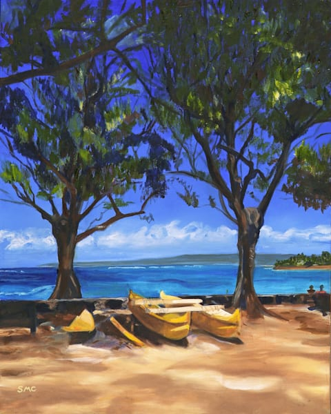 Art on Demand | Hawaiian Art by Susan Carlisle