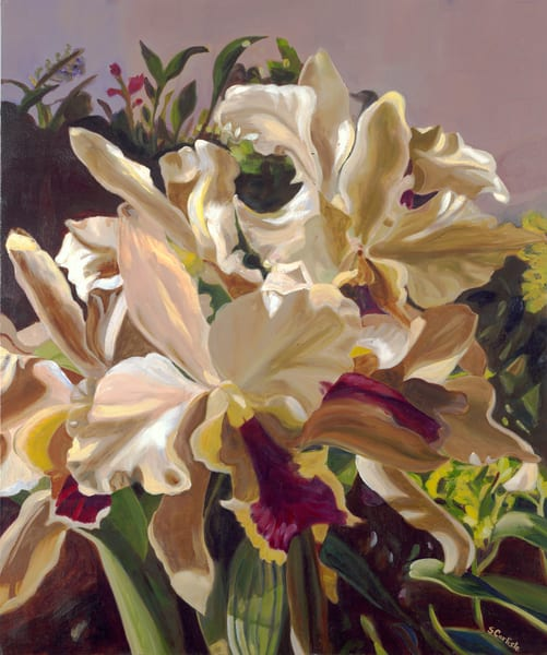 Nature Art | Orchids by Carlisle