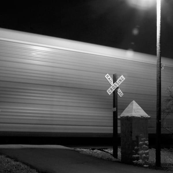 Moving Train 2 Photography Art | Tom McFarlane Photography