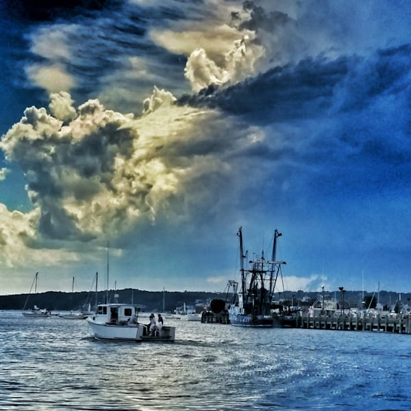 Storm Comin Art | capeanngiclee