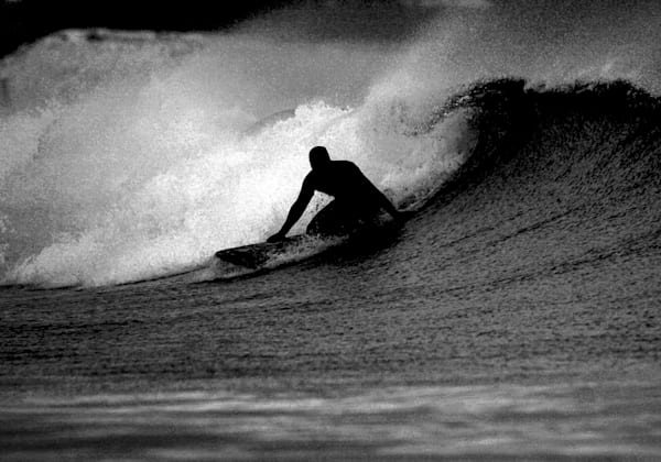 Bw Surfer Art | capeanngiclee
