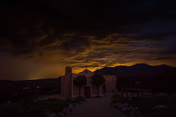 nocturne, photography, Golden, New Mexico, Southwest
