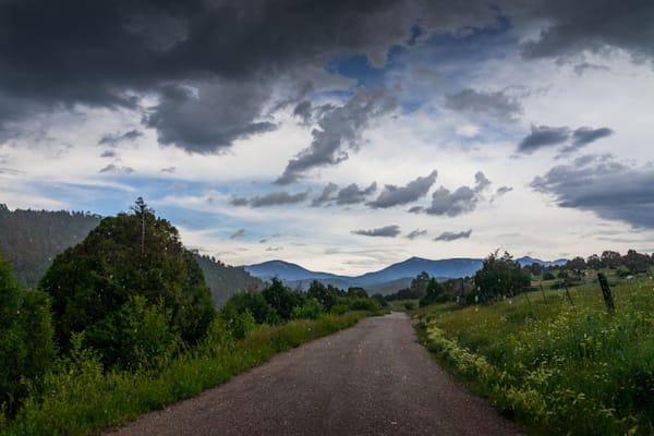 Photography, landscape, New Mexico, Southwest, Truchas