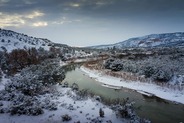 New Mexico, Photography, Chama River, Southwest, landscape