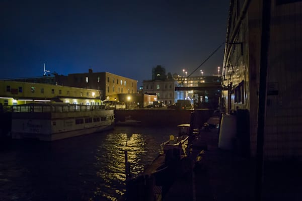 Maine, Photography, Portland, nocturne,