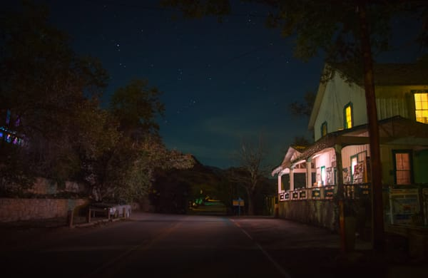 photography, nocturne, Santa Fe, Madrid, New Mexico, Southwest